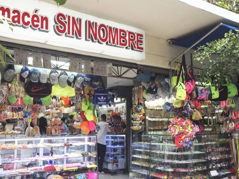 Variedades Sin Nombre